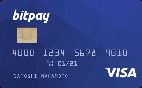 bitcoin debit card bitpay