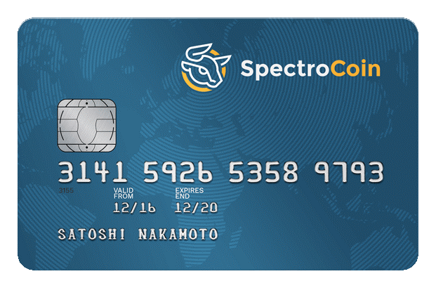 crypto currency debit card